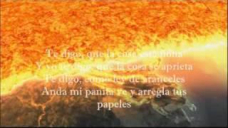 Juan Luis Guerra Arregla los papeles con letras