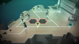 Deus Ex Go Level 30