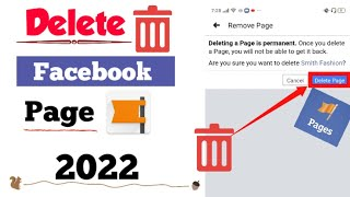 How to Delete Facebook Page 2021 Easily || Delete Facebook Page Permanently || Facebook Page Delete