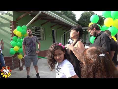 Prefeito Ayres Scorsatto participa da Inauguração da Creche mais Linda Chic e Top de Juquitiba sem sombras de duvidas na Favela do Justinos a Cei Centro de Educação Infantil