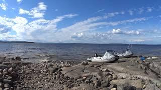 Рыбацкие избы на озерах топозеро пяозеро кумское