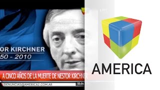 A Cinco Años De La Muerte De Néstor Kirchner