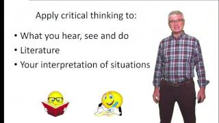 Academic writing and Critical thinking 1