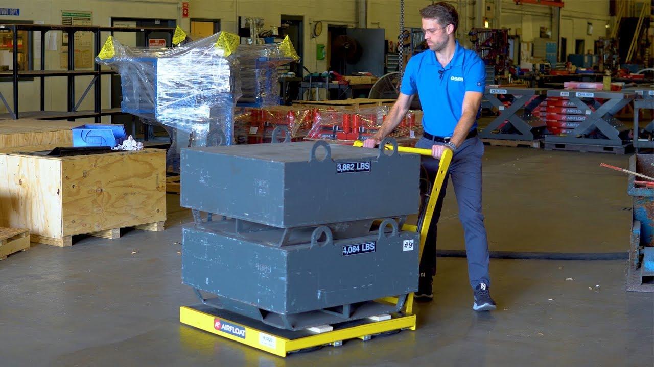 Standard Air Caster Utility Platform