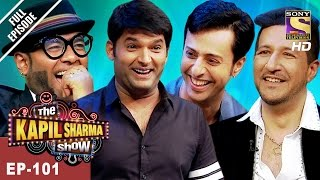 It was truly a joyride to be on The Kapil sharma Show