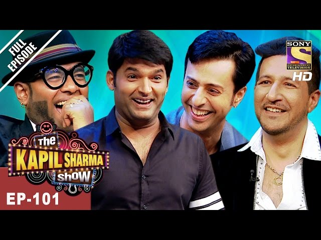 The Kapil Sharma Show – Episode 101 – April 29th 2017 | Salim Sulaiman
