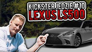Lexus LS500 - Kickster jedzie #18