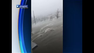 WEB EXTRA: Desperate Cry For Help Made On Social Media During Hurricane Dorian In Bahamas