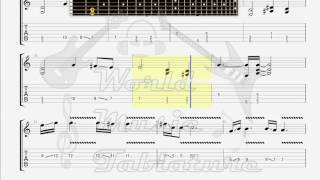 Evergrey   Trust and Betrayal GUITAR TAB