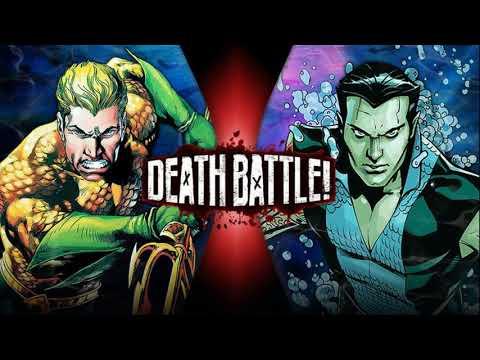Death Battle Music - Kings of the Sea (Aquaman vs Namor) Extended