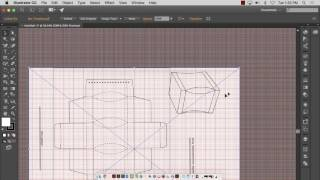 Packaging Design Template Building Using Illustrator And InDesign, Part 1 Of 2