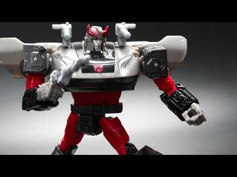 "[Unboxing] Transformers Siege 35th Anniversary ""Bluestreak"""