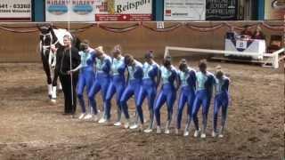 preview picture of video 'Club der Pferdefreunde Goch II M** M-Cup Mildstedt 2010 Pflicht'