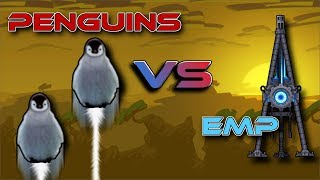 NEW Tanya's Update! (Penguins vs EMP) - Forts RTS [105]