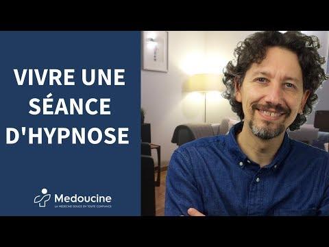 Comment se déroule une séance d'hypnose d'après Lionel Vernois ?