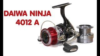 Катушка daiwa ninja a 4012