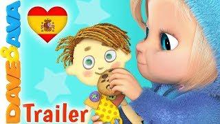 😍 Pin Pon - Trailer | Videos para Bebés de Dave y Ava 😍