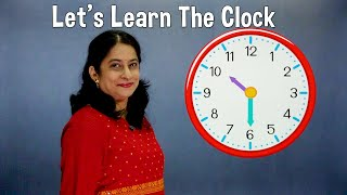 Learn The Clock | Telling the Time | Pebbles Learning Videos