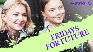 Fridays For Future -  In Stockholm with Greta Thunberg