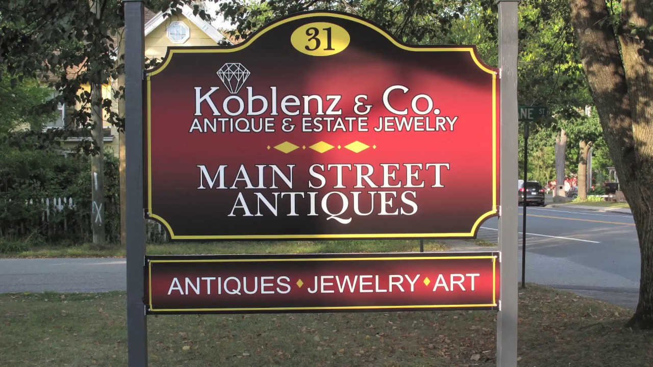 Jewelry and Antiques