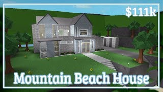 Bloxburg 14k House Speed Build 123vid