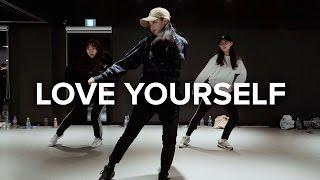 Love Yourself  Justin Bieber / Beginners Class