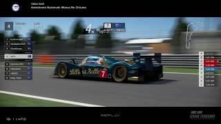 Gran Turismo™SPORT - Autodromo Nazionale Monza Peugeot 908 Gr1 (online race) v4