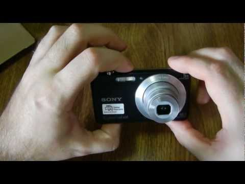 Sony DSC-W710 Review