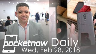 OnePlus 6 leaks, real or fake? iPhone X 2018 features & more - Pocketnow Daily