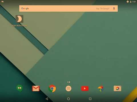 Night Mode Enabler Brings Back Android Nougat's Night Mode