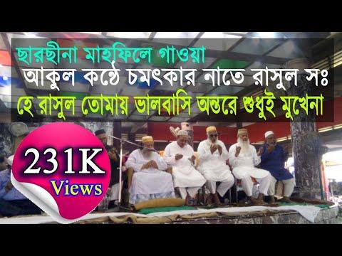 হে রাসুল তোমায় ভালবাসি, অন্তরে শুধুই মুখেনা || সেরা বাংলা নাতে রাসুল || Best Islamic Song