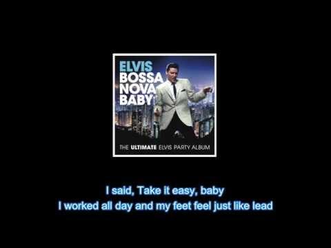 Karaokê - Elvis Presley - Bossa Nova Baby