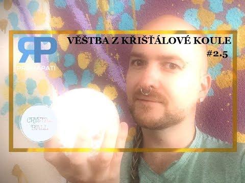 CrystalBall #2.5 - věštba z křišťálové koule