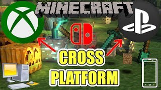 Minecraft cross platform guide | PC, Console and Mobile 1.14+