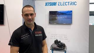 Jetsurf Electric S demonstration