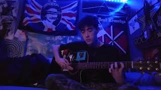 Lil Peep   Star Shopping Acoustic Cover