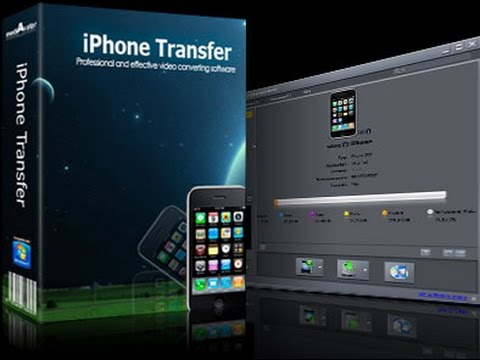 iPhone To Laptop Photo & video Transfer Software 2015 (HD)
