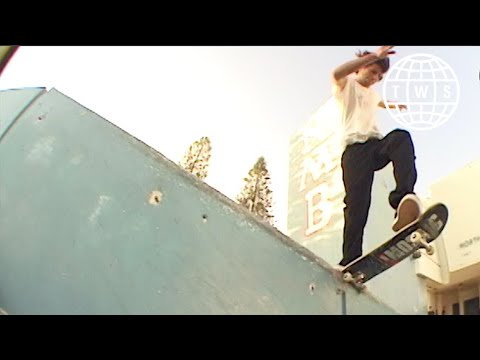 Stefan Janoski | Subtleties and SB Chronicles Raw Footage