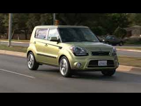 Preview Of The 2012 Kia Soul