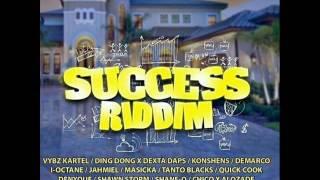 Success Riddim Mix (Full) Feat.Vybz Kartel,DeepJahi,Jahmiel,Konshens&More(Good Good Prod.)(July 2016
