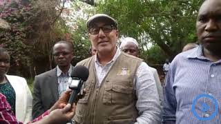 CS Balala says over 440 elephants died due to drought in 2017