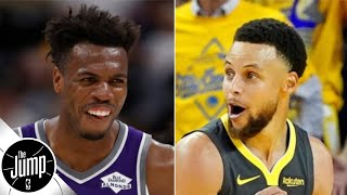 Buddy Hield has done something only Steph, Klay Thompson and Ray Allen have done | The Jump