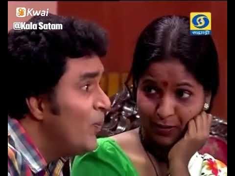 work in Marathi comedy serial Hasyarang