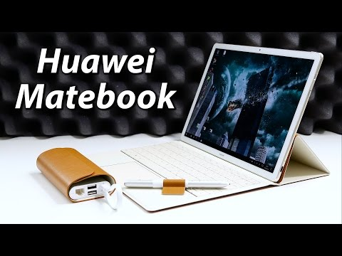 Huawei Matebook Review | great tablet, mediocre convertible