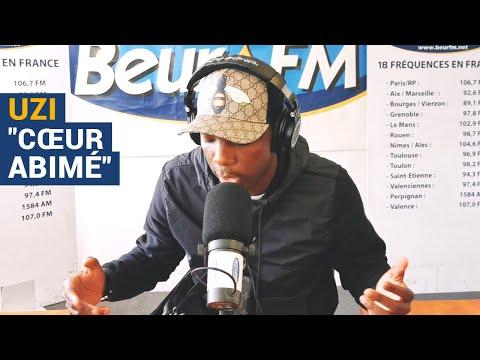 [Happy Beur] Uzi - C-ur abimé (live)