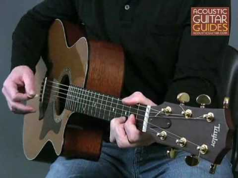 Acoustic Guitar Lesson - Chordal Riffs Lesson with Andrew DuBrock