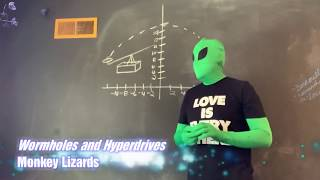 Wormholes and Hyperdrives