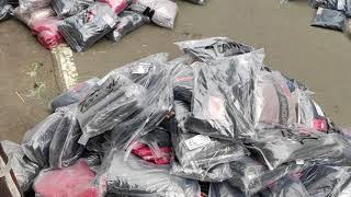 В Одессе в подпольных цехах шили «брендовую» одежду. ВИДЕО