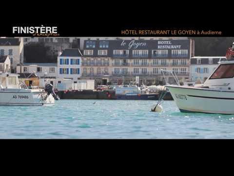 Hôtel Le Goyen**** à Audierne
