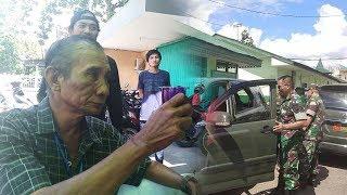 Minum Tinta Pilkada, Petugas TPS Dijemput TNI di Kediamannya untuk Periksa Kesehatan